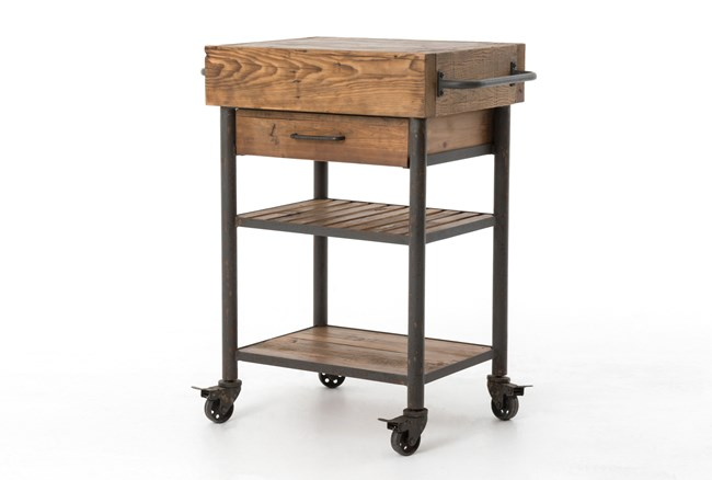Othello Kitchen Island - 360