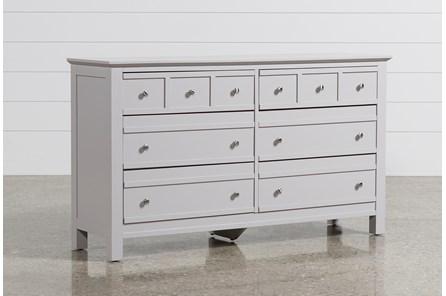 Bayside Grey Dresser - Main