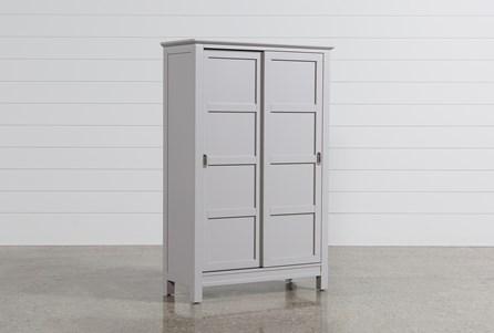 Bayside Grey Wardrobe