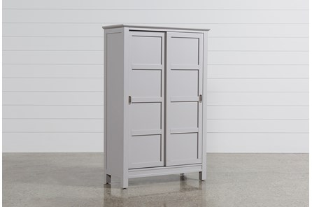 Bayside Grey Wardrobe - Main
