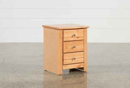 Summit Caramel Nightstand