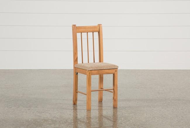 Summit Caramel Desk Chair - 360