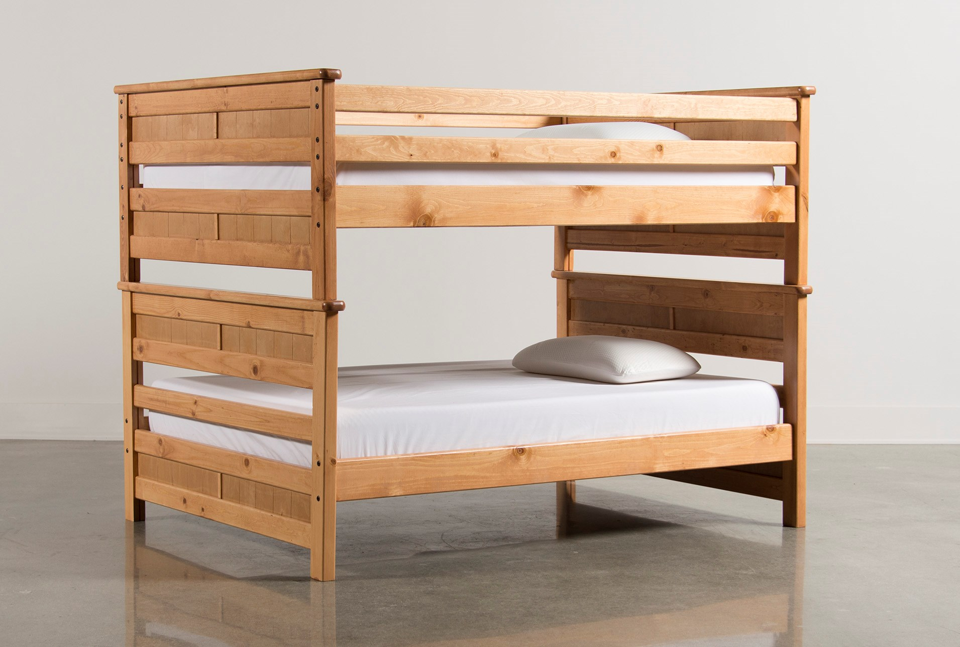 Foster Extra Long Full Over Queen Bunk Bed
