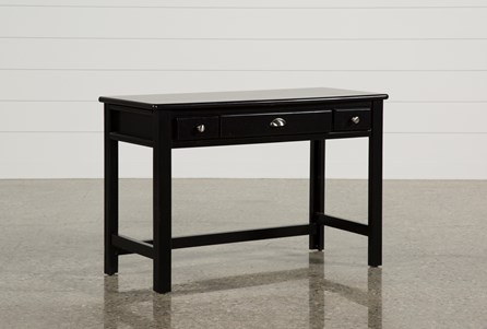 Summit Black Desk