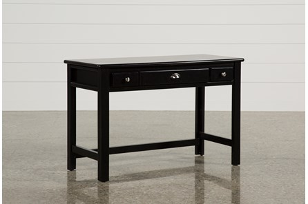 Summit Black Desk - Main