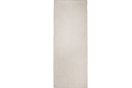 27X90 Runner Rug-Elation Shag Ivory - Main