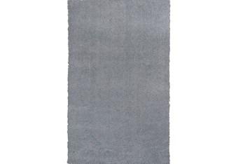 """3'3""""x5'3"""" Rug-Elation Shag Grey"""