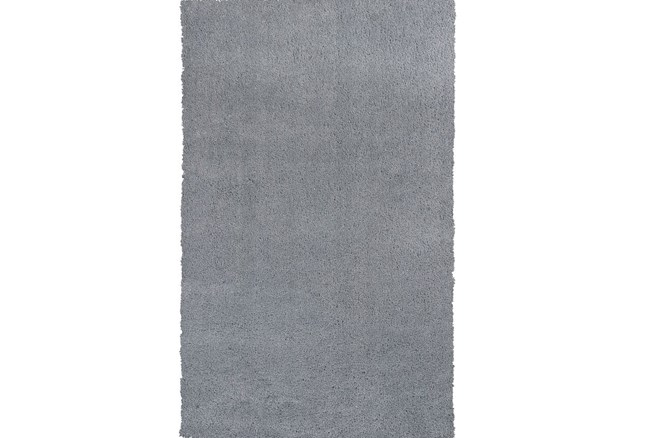 39X63 Rug-Elation Shag Grey - 360
