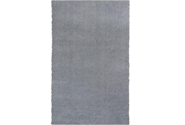 39X63 Rug-Elation Shag Grey - 360