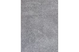 "3'3""x5'3"" Rug-Elation Shag Heather Grey"