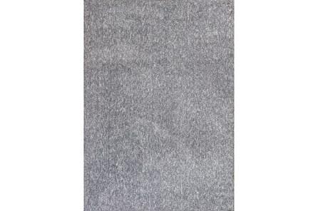 39X63 Rug-Elation Shag Heather Grey