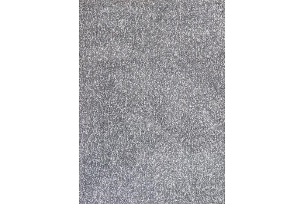 8'x11' Rug-Elation Shag Heather Grey