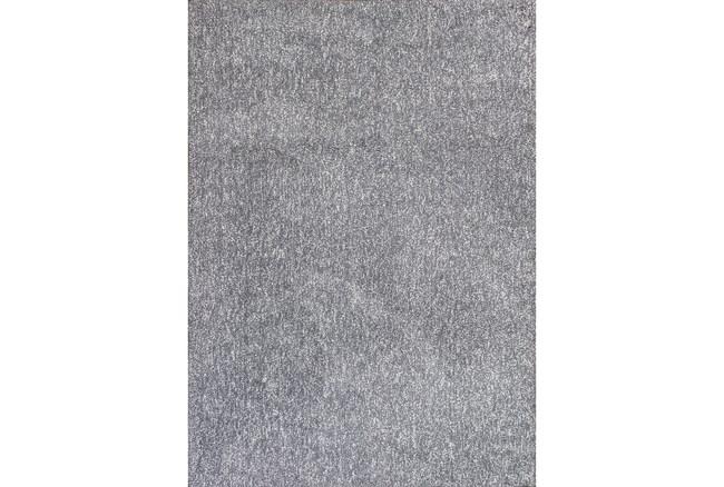 96X132 Rug-Elation Shag Heather Grey - 360