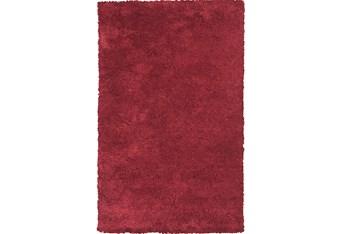 8'x11' Rug-Elation Shag Red