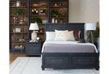 Jaxon Queen Storage Bed - Room