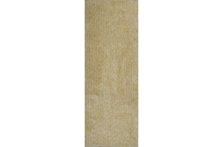 27X90 Runner Rug-Elation Shag Heather Yellow - Main