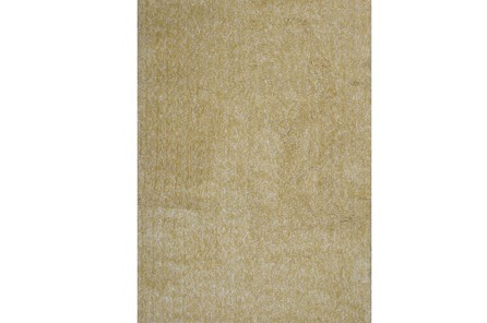 27X45 Rug-Elation Shag Heather Yellow