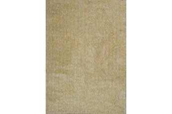 90X114 Rug-Elation Shag Heather Yellow