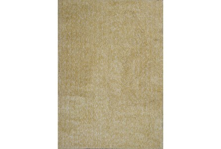 96X132 Rug-Elation Shag Heather Yellow