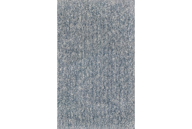 39X63 Rug-Elation Shag Heather Slate - 360