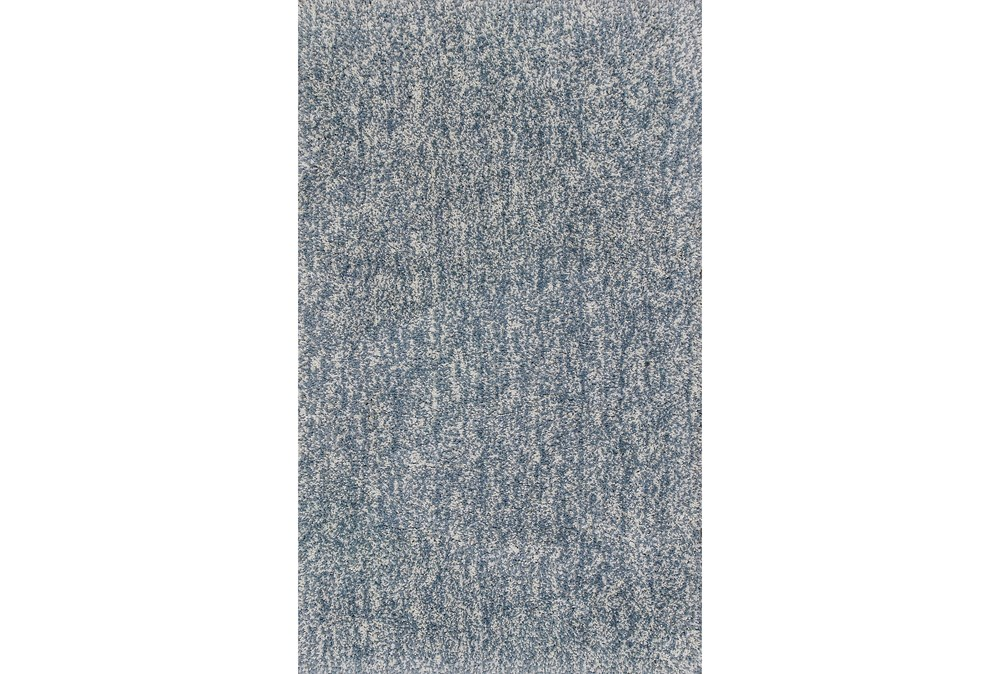 90X114 Rug-Elation Shag Heather Slate