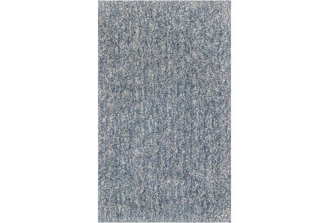 90X114 Rug-Elation Shag Heather Slate - 360