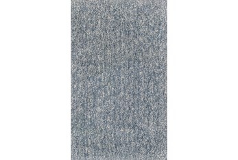 8'x11' Rug-Elation Shag Heather Slate
