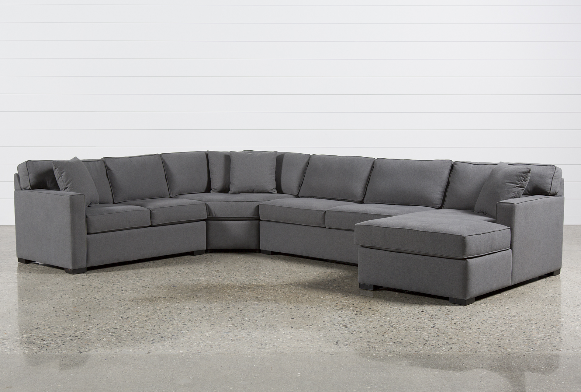 Alder 4 Piece Sectional