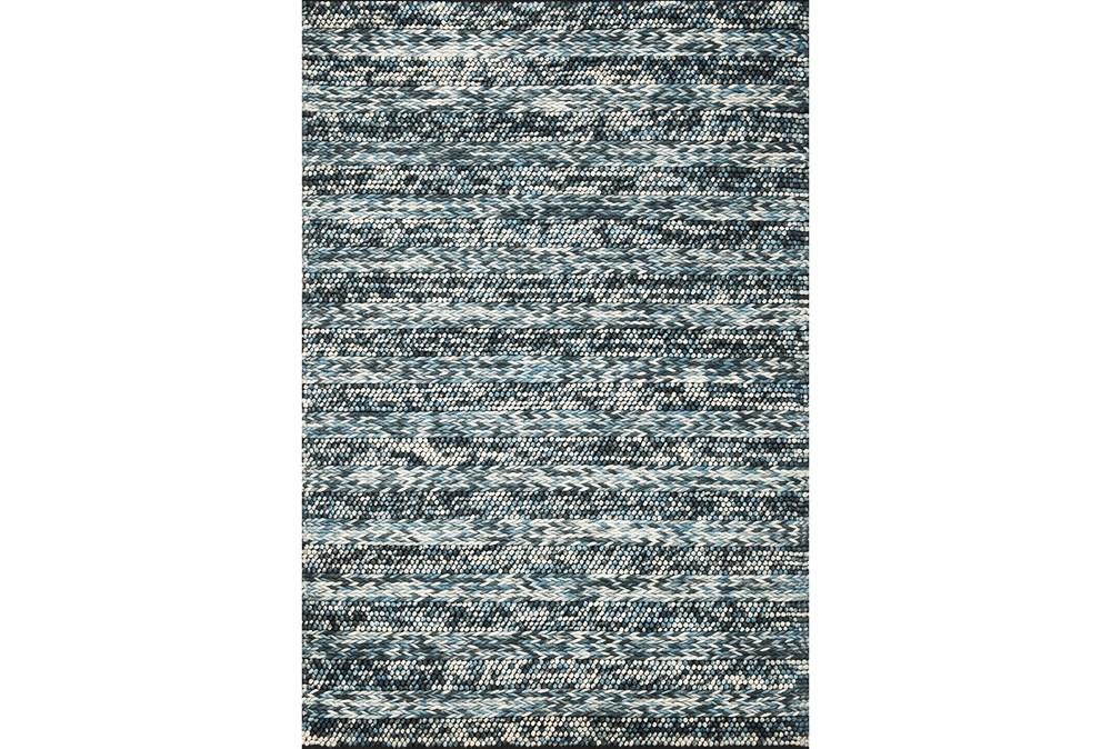 39X63 Rug-Charlize Heather Blue