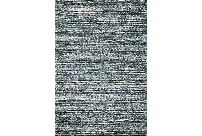 90X114 Rug-Charlize Heather Blue - 360