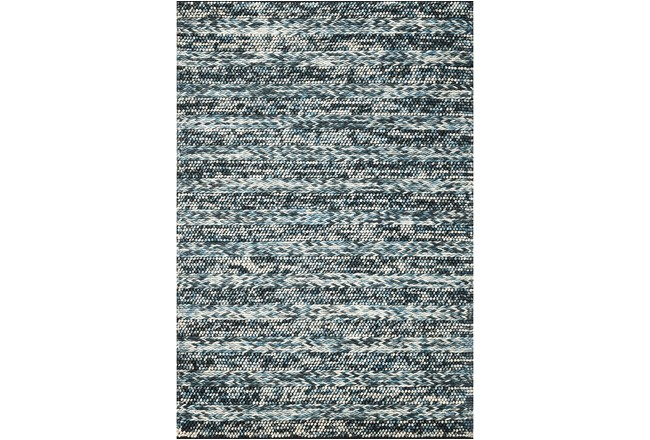 90X114 Rug-Charlize Heather Blue - 360