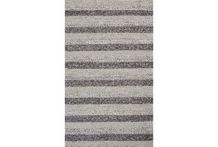 39X63 Rug-Charlize Grey/White