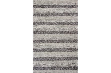 39X63 Rug-Charlize Grey/White - Main