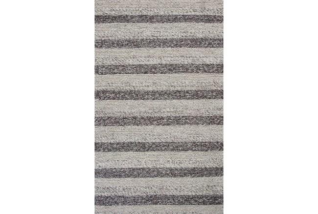 90X114 Rug-Charlize Grey/White - 360