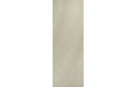 27X90 Runner Rug-Leighton Ivory - Main
