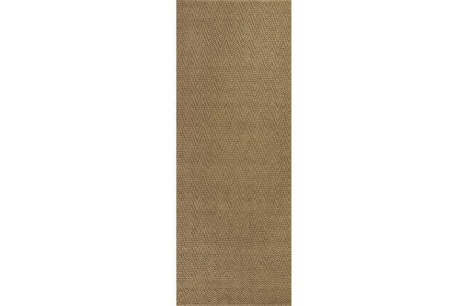 24X90 Runner Rug-Emory Natural Herringbone - 360