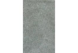 60X84 Rug-Velardi Grey Shag