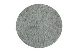 72 Inch Round Rug-Velardi Grey Shag