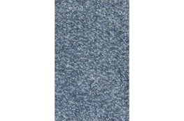 27X45 Rug-Velardi Denim Heather Shag