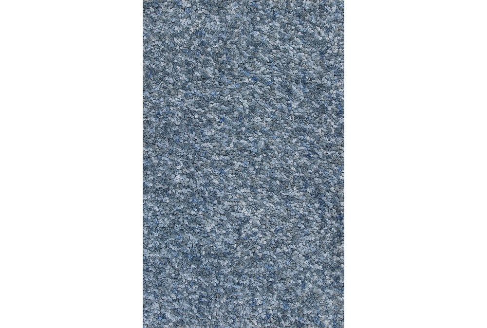 39X63 Rug-Velardi Denim Heather Shag