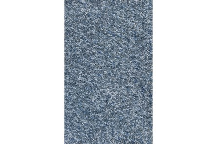 60X84 Rug-Velardi Denim Heather Shag - Main