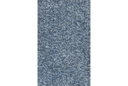 90X114 Rug-Velardi Denim Heather Shag