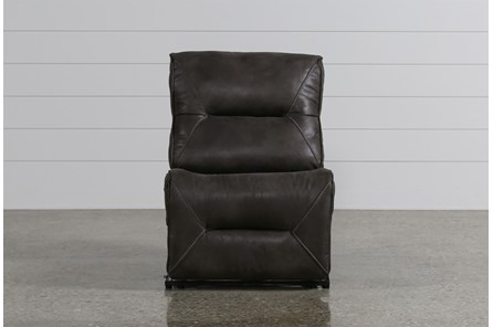 Calder Grey Armless Power Recliner - Main