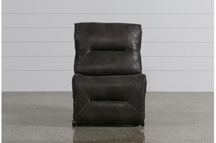 Calder Grey Armless Chair - Main