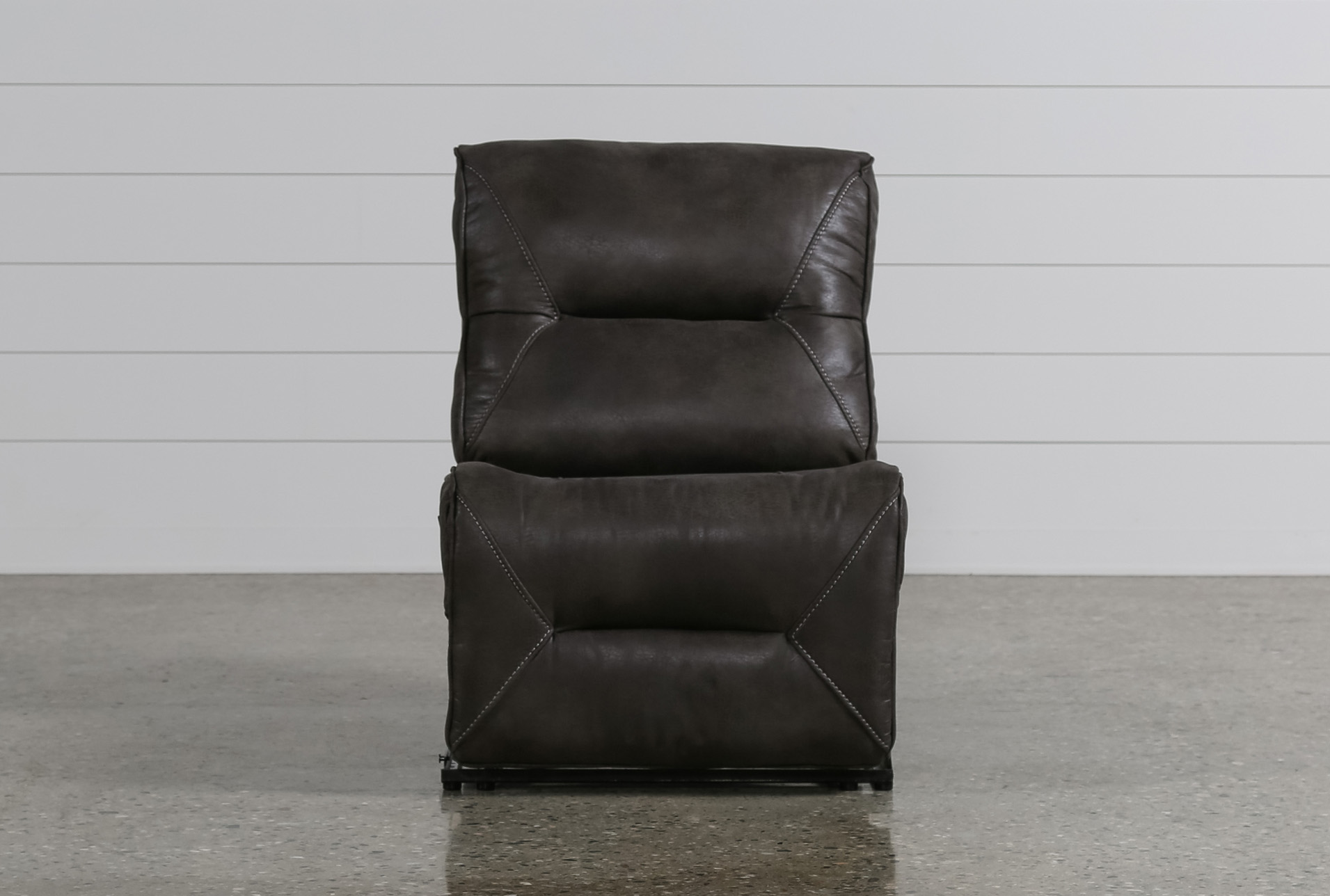 Merveilleux Calder Grey Armless Chair (Qty: 1) Has Been Successfully Added To Your Cart.