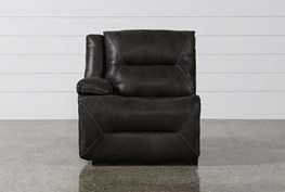 Calder Grey Left Facing Recliner