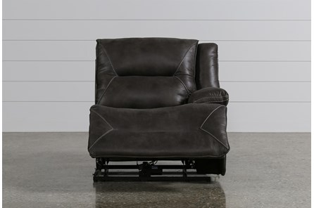Calder Grey Right Facing Recliner