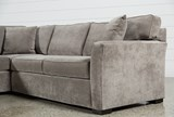 Aspen 2 Piece Sleeper Sectional W/Laf Chaise - Back