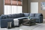 Cypress 3 Piece Sectional - Room