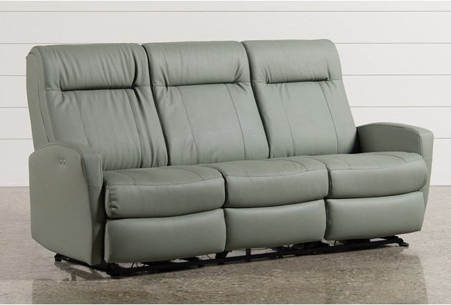 Zachery Reclining Sofa 360